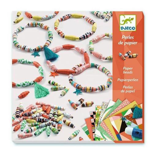 Perlas de papel  [0]