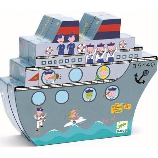 Barco hundir la flota