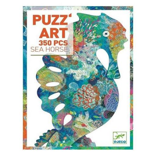 Puzzle caballito de mar