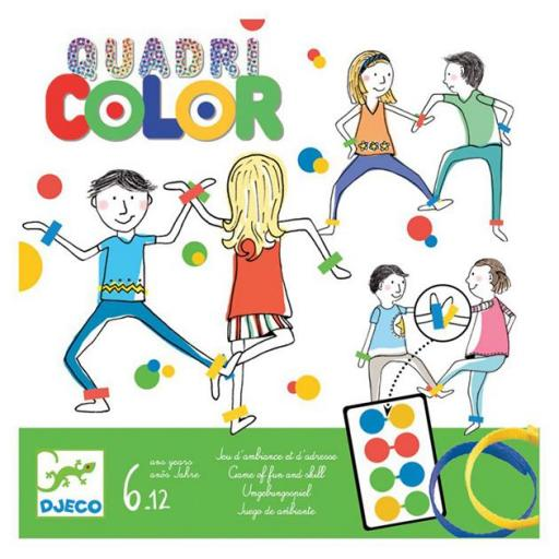 Quadri color