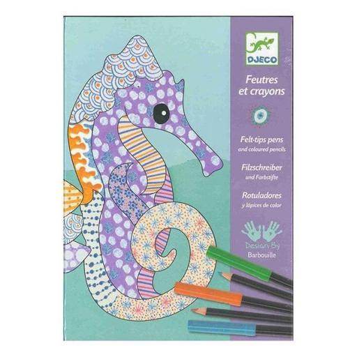 Rotuladores y lápices de colores [0]