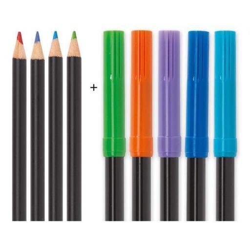 Rotuladores y lápices de colores [2]