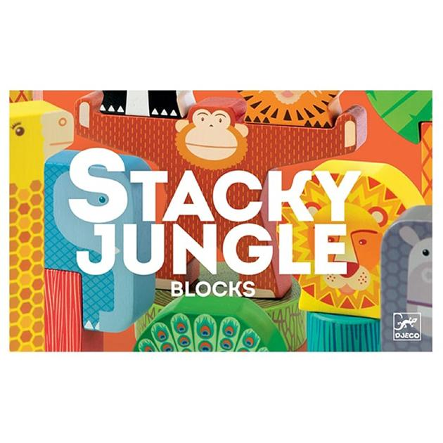 Stacky jungle