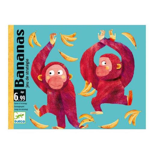 Cartas: Bananas