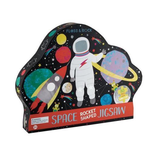 Puzzle Espacio Astronauta