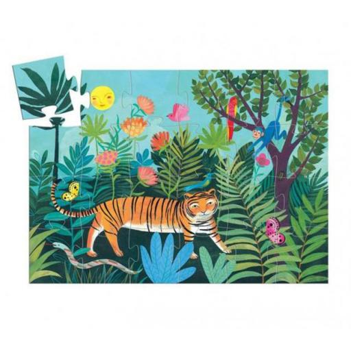 Puzzle tigre  [1]