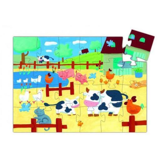 Puzzle vaca  [1]
