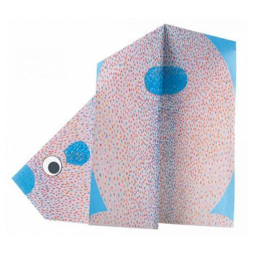Origami fácil. Los animales polares [1]