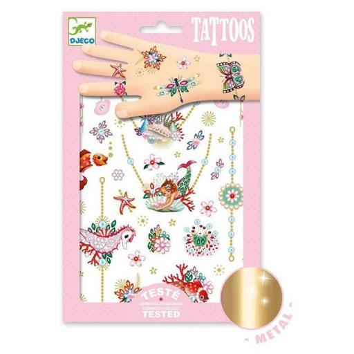 Tatuajes sirenas