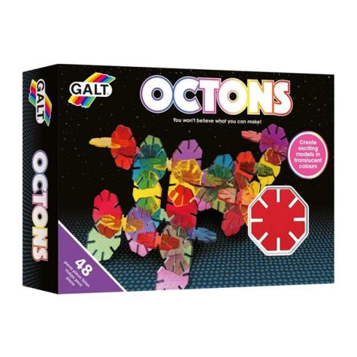 Octons: 48 piezas