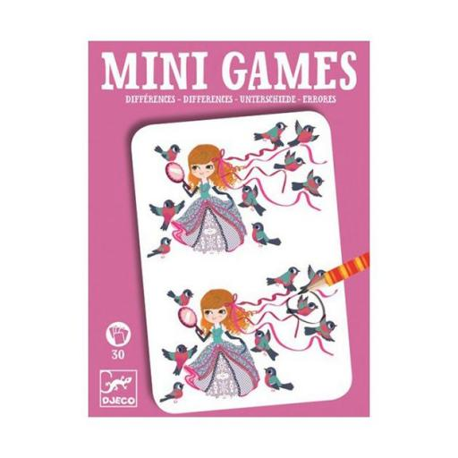Mini games: errores