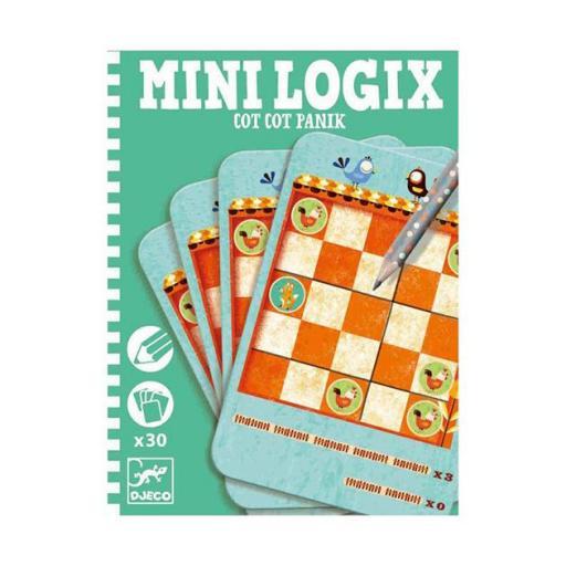 Mini logix: cot cot panik