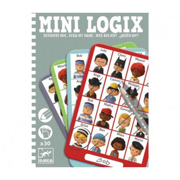 Mini logix: ¿Quién soy?