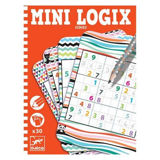 Mini logix: sudoku