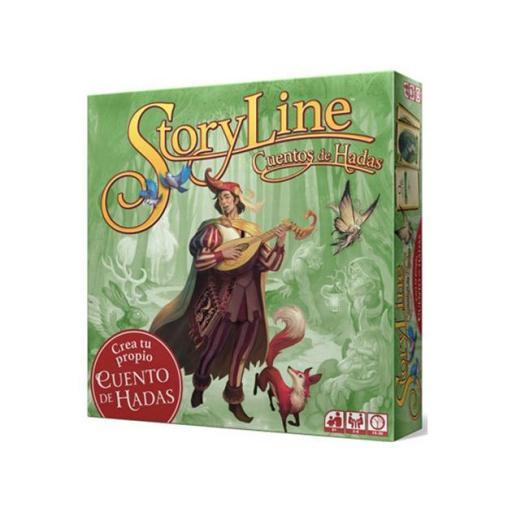 Storyline. Cuentos de hadas