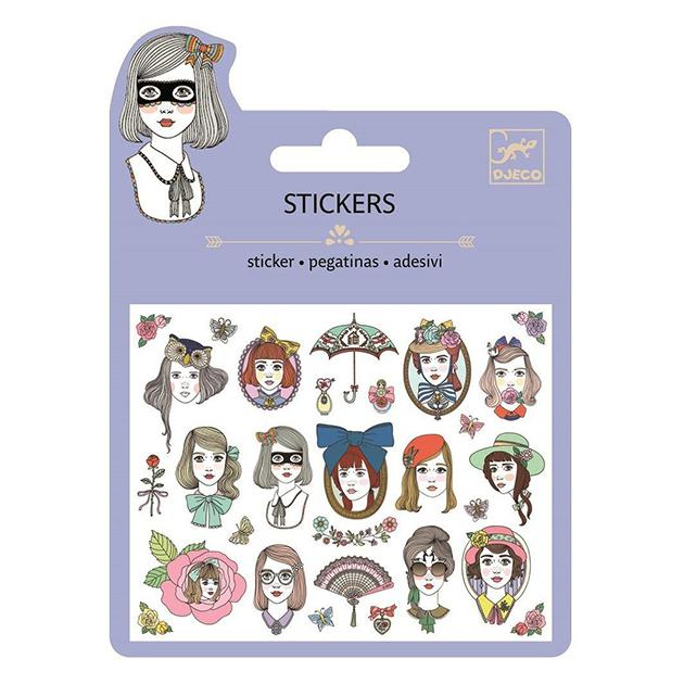 Stickers mujeres