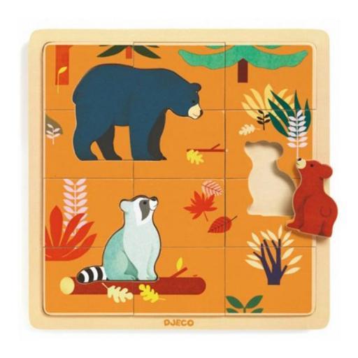 Puzzle canada