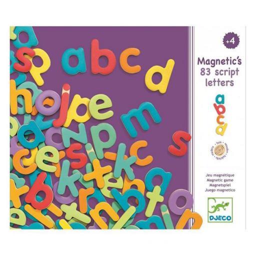 Magnetics 83 letters [0]