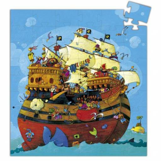Puzzle barco pirata [1]