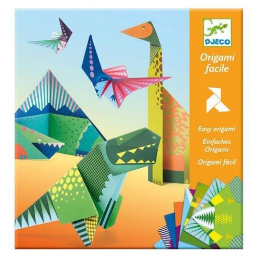 Origami fácil dinosaurios [0]