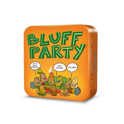 Bluff party [0]
