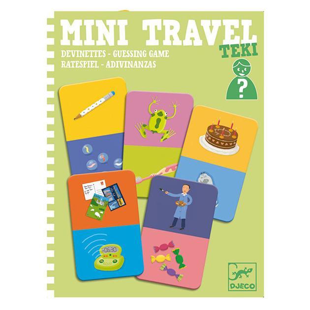 Mini travel: adivinanzas