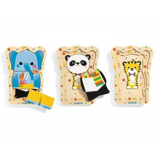 Puzzle lucky & co [1]