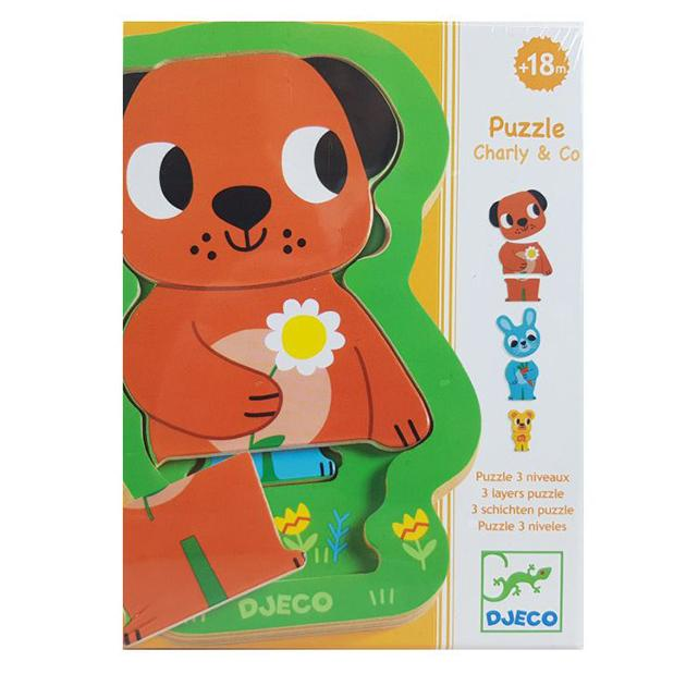 Puzzle charly & co