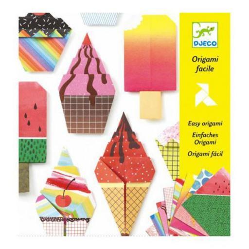 Origami fácil. Delicias