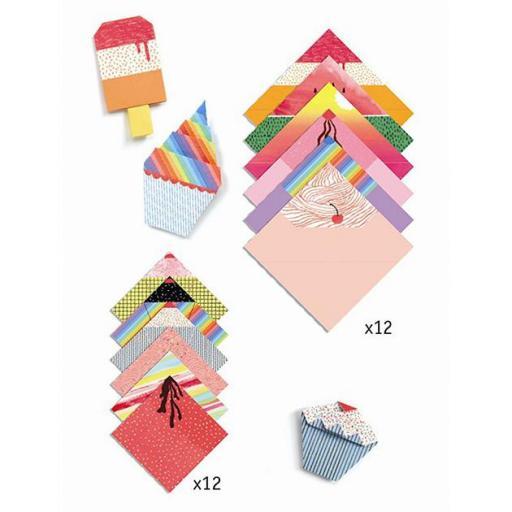 Origami fácil. Delicias [1]