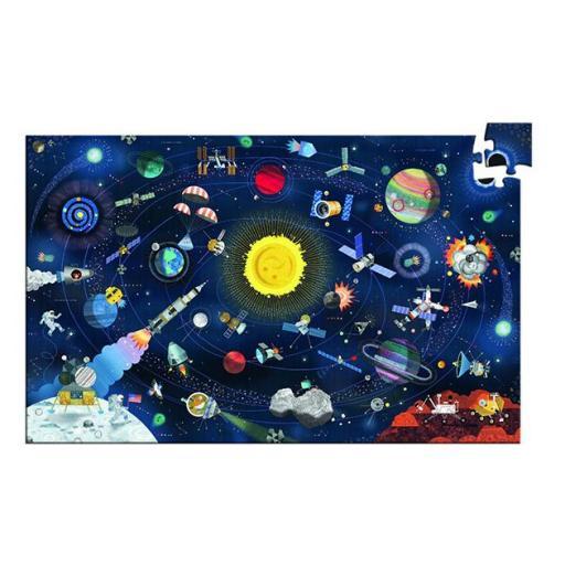 Puzzle observación: El espacio  [1]