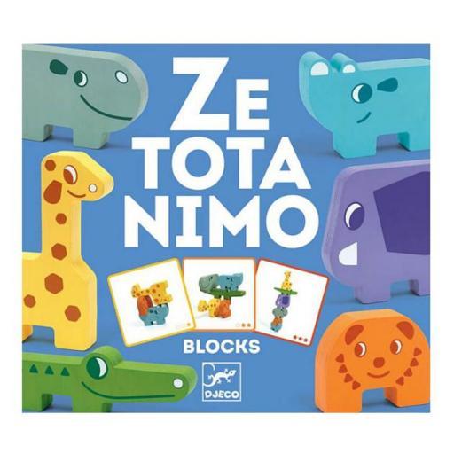 Construcción Ze Totanimo Blocks