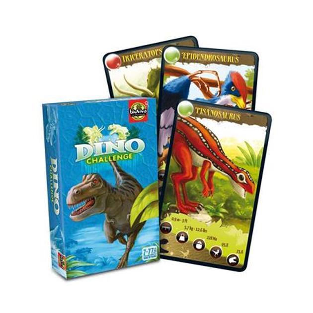 Dino challenge