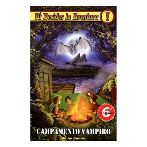 Campamento vampiro