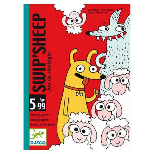 Cartas Swip sheep