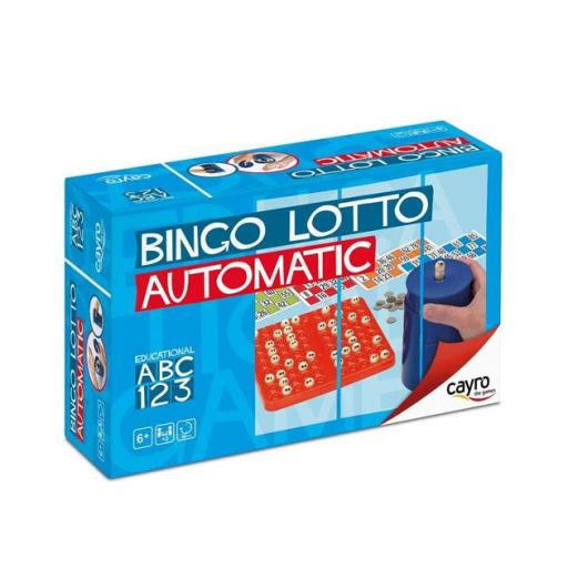 Bingo automatic