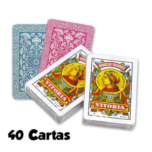 Baraja Fournier 40 cartas