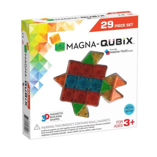 Magna qubix 29 piezas