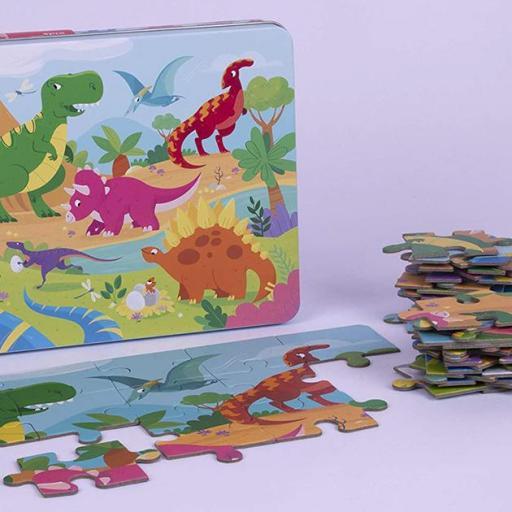 Puzzle dinosaurios [1]