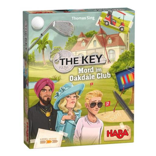 The Key, asesinato en el club de golf