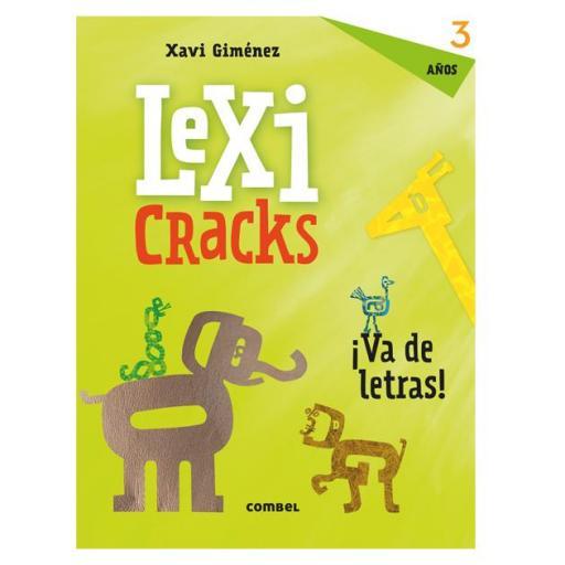 Lexi cracks: Va de letras. 3 años
