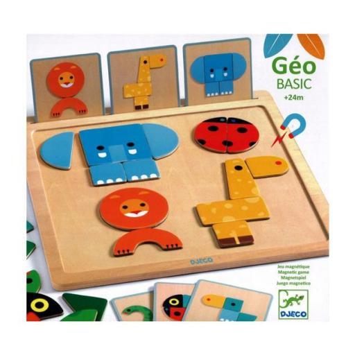 Puzzle juego magnético