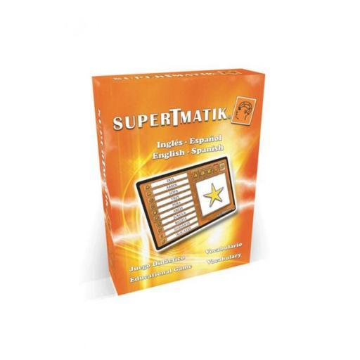 Supertmatik: Vocabulario inglés - español