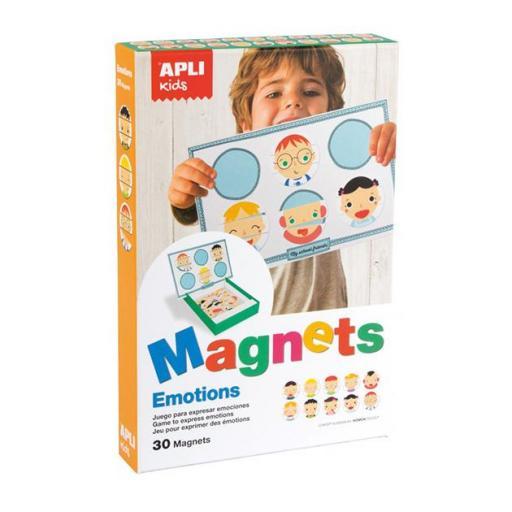Magnético estados de ánimo
