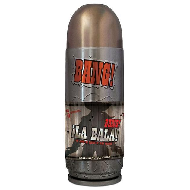 Bang. La bala