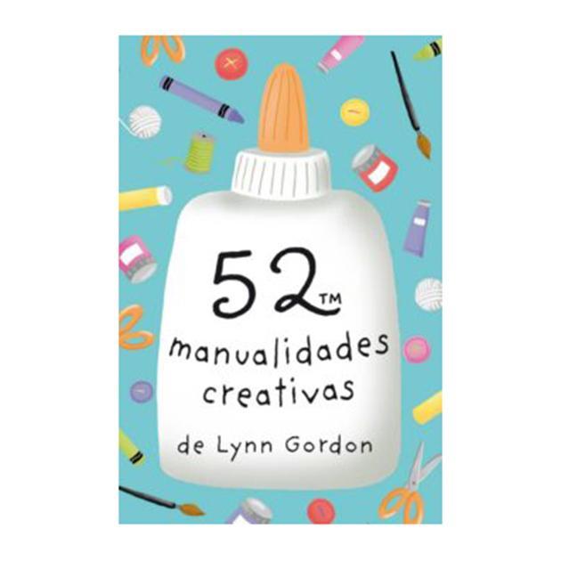 Baraja 52 manualidades creativas