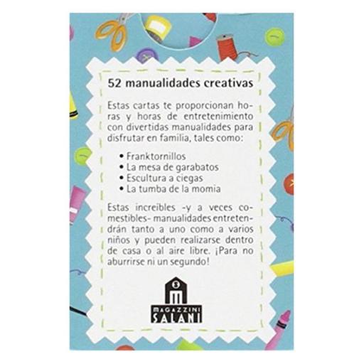 Baraja 52 manualidades creativas [1]
