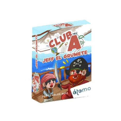 Club A: Jeff el grumete