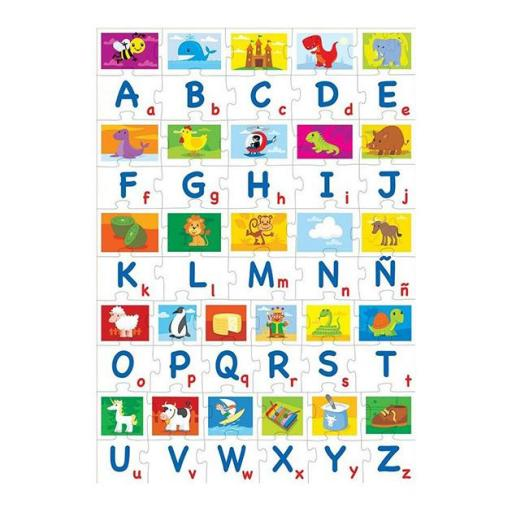 Aprendo el abecedario [1]