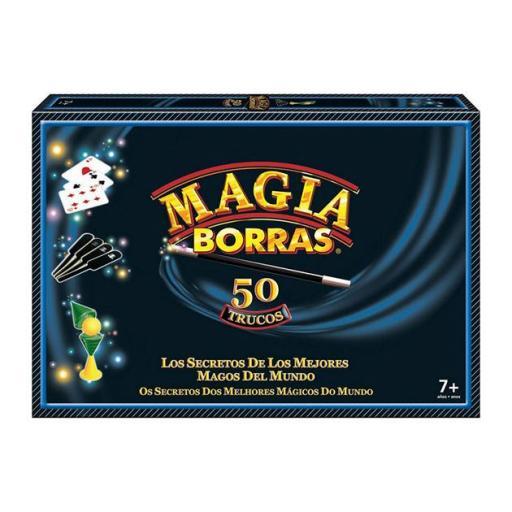 Magia Borras: 50 trucos